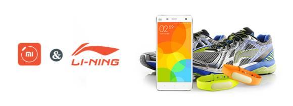 Xiaomi x Li-Ning Running