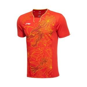 2016 Rio Olympics China Table Tennis [Ping Pong] Team Men's Shirts