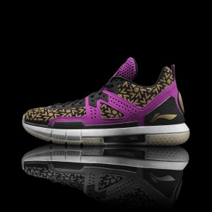 "Way of Wade 5 ""Purple Lightning"""