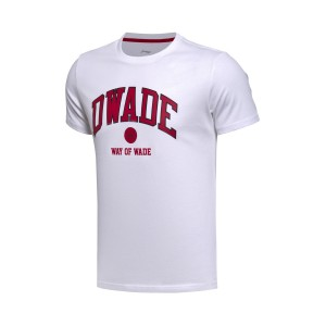 2017 DWADE Way of Wade Men's 100% Cotton Lifestyle Shirt