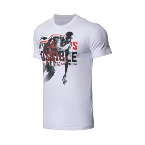 CJ Mccollum China Tour Theme Li-Ning Men's T-shirt | 2018 New