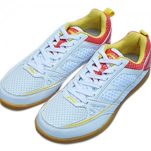 Li Ning Men's Table Tennis Indoor Training Shoes - [White]