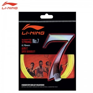 Li Ning China National Badminton Team No 7 Badminton String