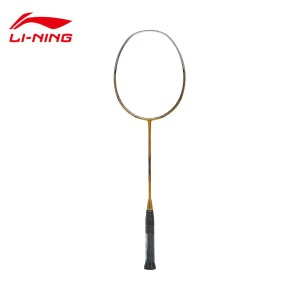Li-Ning 80TF 3D Breakfree Badminton Racket - Yellow