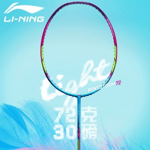 Li-Ning 2017 WindStorm 72 Light Badminton Racket