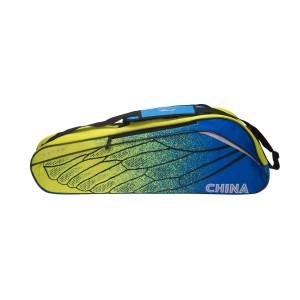 Li-Ning 2017 The 15th Sudirman Cup National Badminton Team Sponsor TD Bag | Lining Badminton Rackets Bag