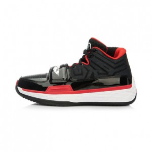 """Li-Ning WoW 4 Wade Fission 2.5 """"Announcement""""-Black/Red"""