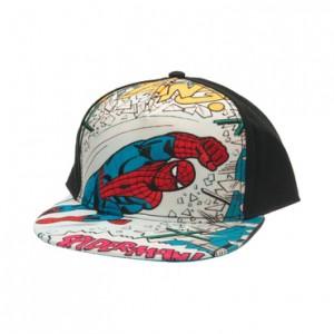 Spider-Man x Li-Ning Snapback Hats
