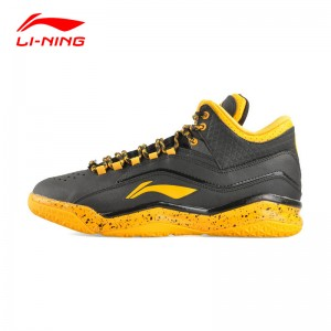 Li Ning WoW 3.0 Wade All City - Black/Yellow