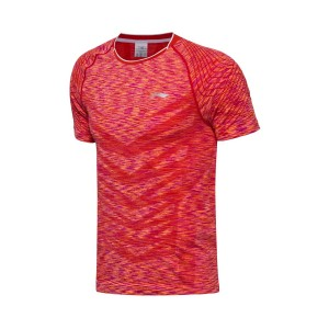 Li-Ning China Open 2017 National Badminton Team Sponsor Fans Edition Men's Jersey