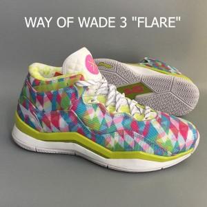 """Way of Wade 3 """"Flare"""""""