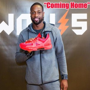 """Way of Wade 5 """"Coming Home"""" Shoes"""
