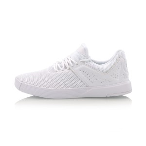 Li-Ning 2017 DWADE Chillout 5 GS Women's Basketball Culture Shoes - White