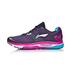 2017 New Li Ning Strike Transition Women's Professional Cushion Running Shoes