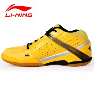 Lin Dan Hero Mid Li Ning Men's Professional Badminton Competitive Shoes