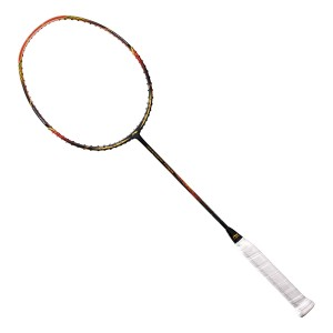 Li Ning Sudirman Cup Mega Power Air Stream N99 New Color National Badminton Team Racket - Black/Gold
