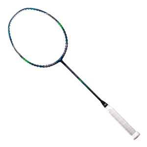 Li Ning Sudirman Cup Mega Power Air Stream N99 New Color National Badminton Team Racket - Blue/Silver