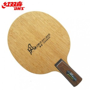 DHS Double Happiness Wind CW Carbon Table Tennis Blade Shakehand/Penhold Ping Pong Blade