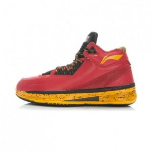 "Li-Ning Way of Wade 2 ""Code Red"" Professional Basketball Shoes"