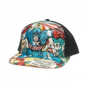Captain America x Li-Ning Snapback Hats