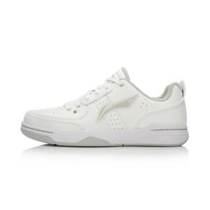 Li-Ning 2016 Summer Mens Basketball Culture Shoes - White/Grey