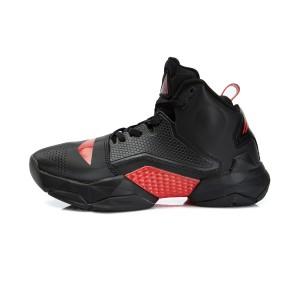 CBA X Li-Ning Glenn Robinson III Power 2 Basketball Shoes - Black/Red