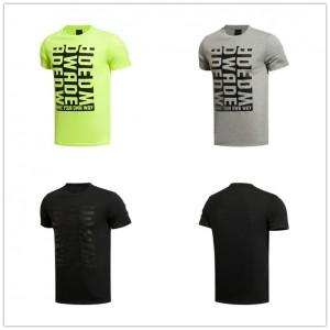 """Li-Ning WoW 3 Dwade Tee Shirts """"Make Your Own Way"""""""