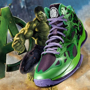Hulk x Li-Ning BB Sonic Lite Basketball Shoes